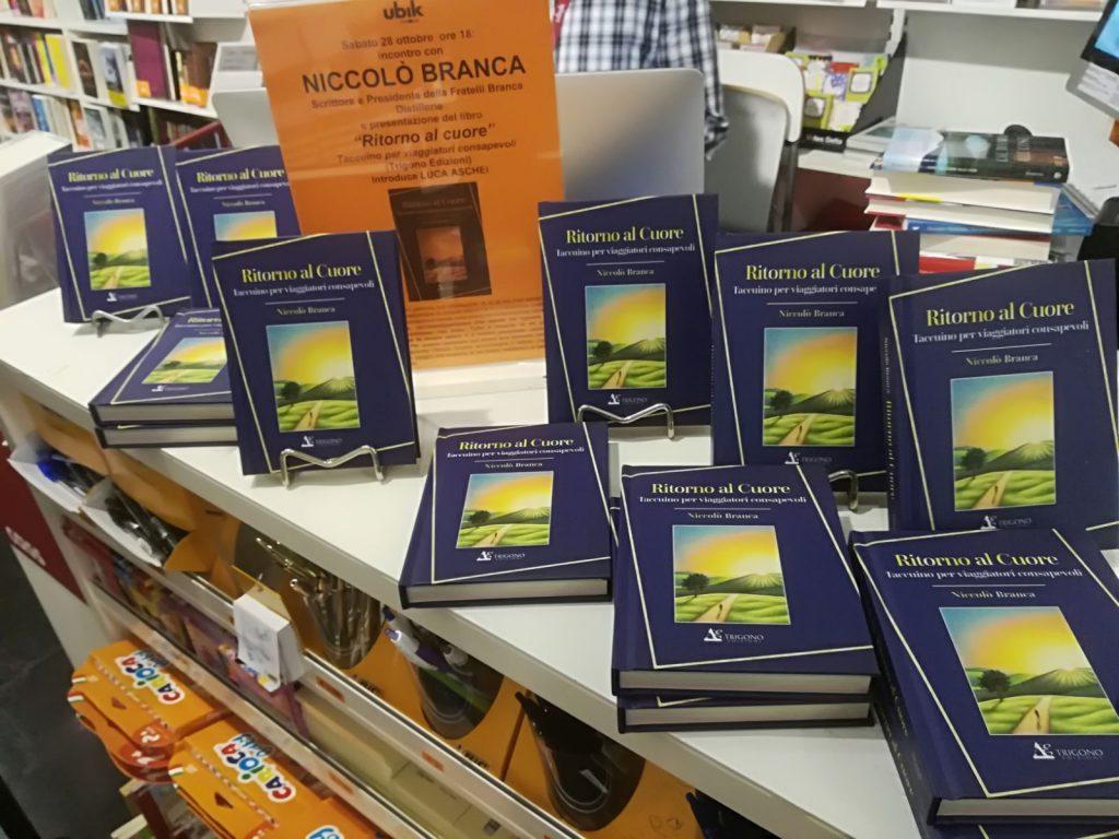 Niccolò Branca Libreria Ubik Savona