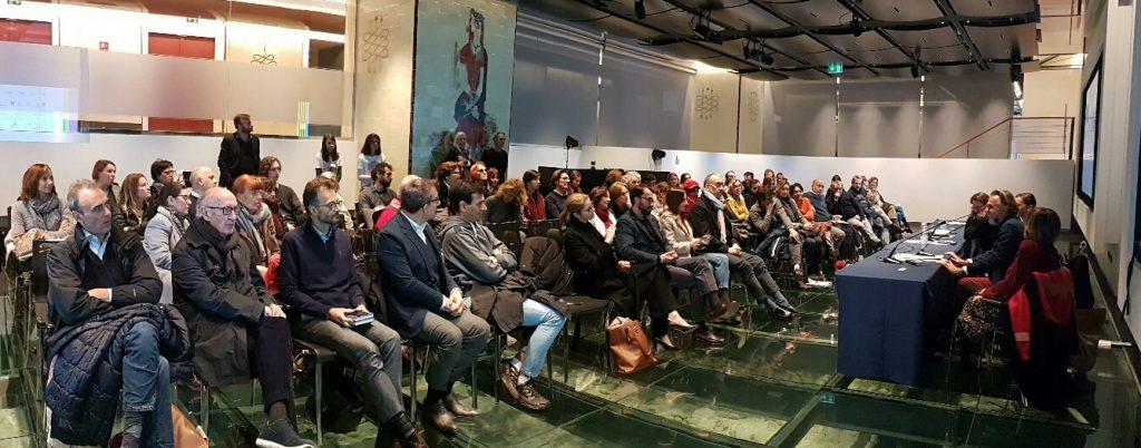 Bookcity Milano 2017 - Le immagini del mio incontro con il pubblico alla Borsa Italiana.