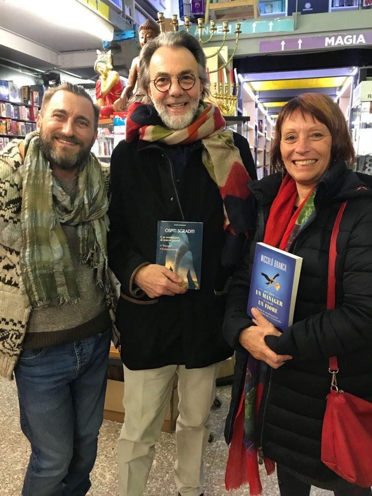 Doppia sorpresa alla Libreria Esoterica