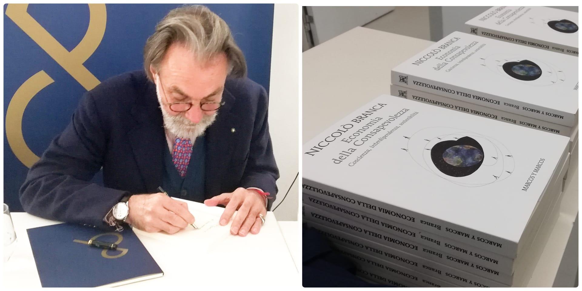 Il filosofo, l'imprenditrice e l'Economia della Consapevolezza