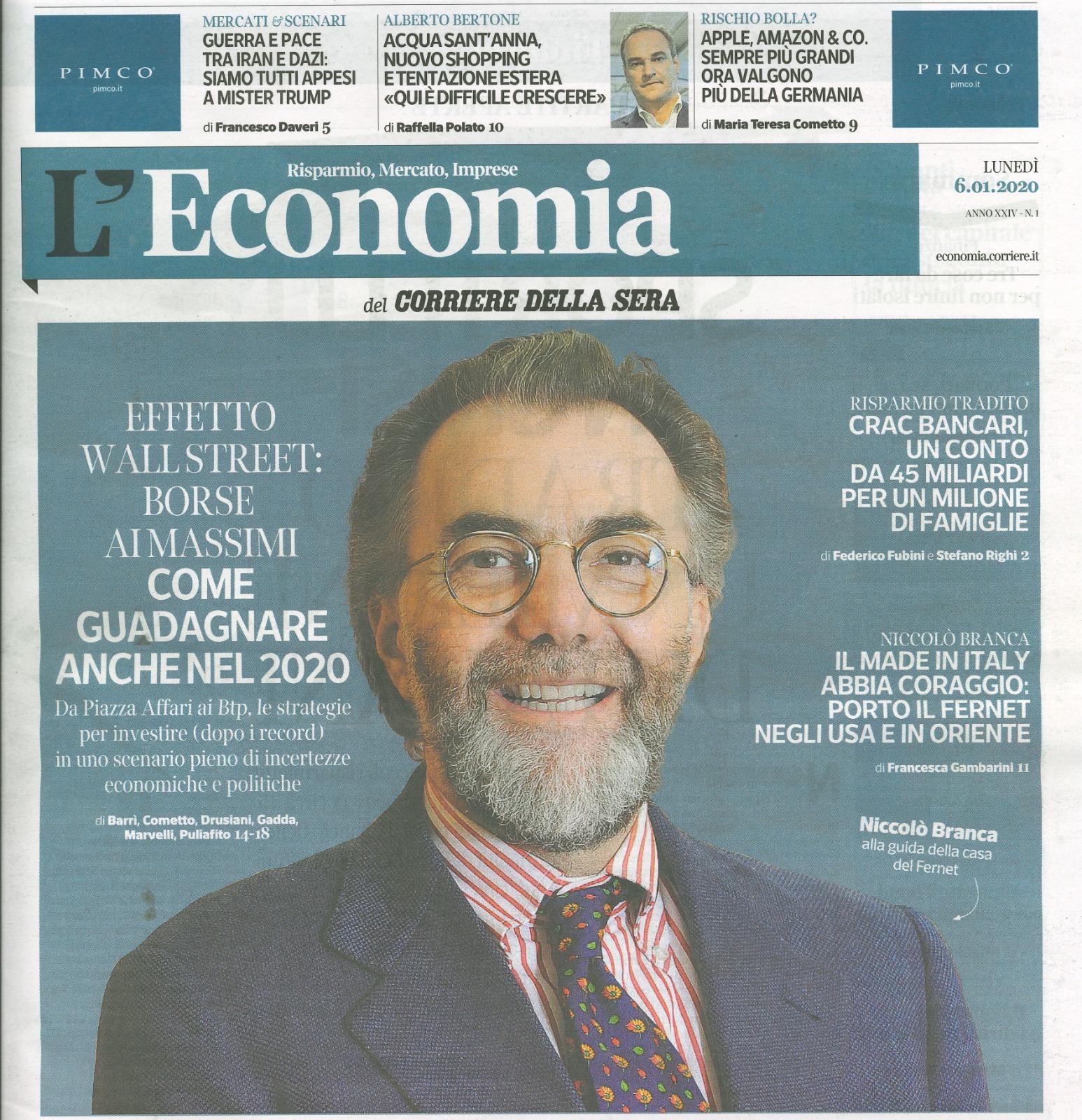 All'Italia serve più Consapevolezza per fare bene impresa