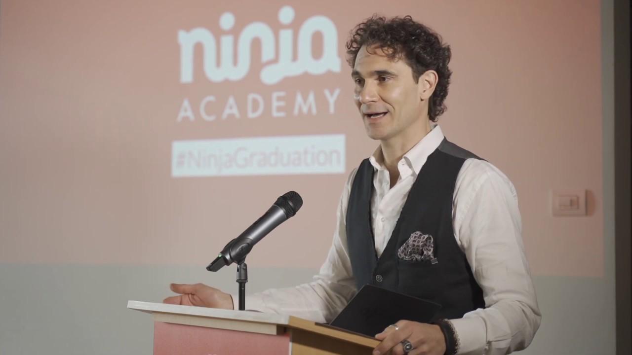 Ho ricevuto il Ninja Leader Award 2021